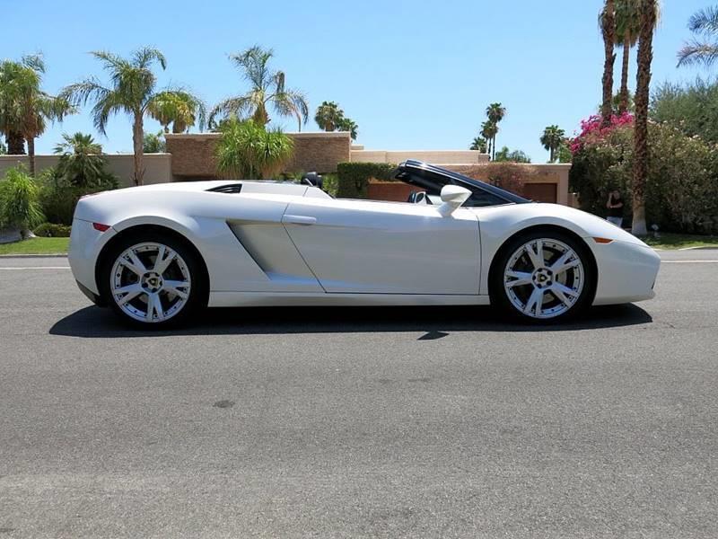 2008 Lamborghini Gallardo AWD Spyder 2dr Convertible - Houston TX