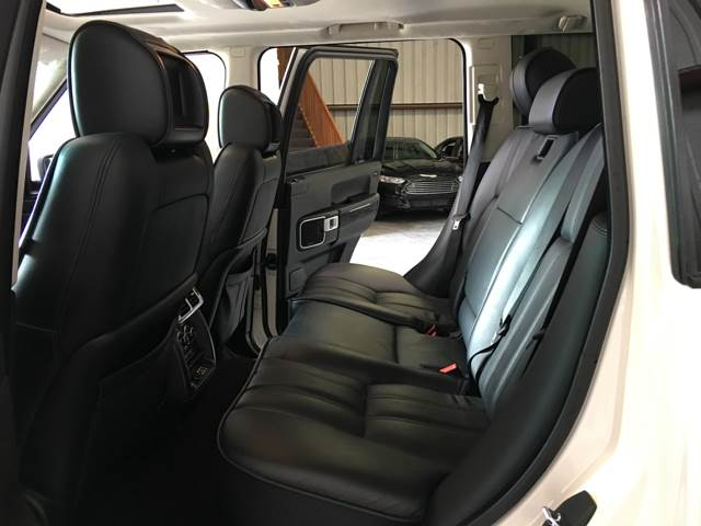 2010 Land Rover Range Rover 4x4 Supercharged 4dr SUV - Houston TX