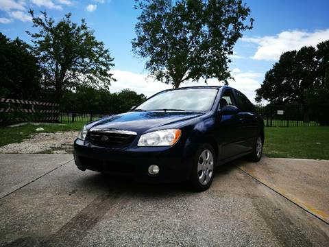 2005 Kia Spectra for sale in Houston, TX