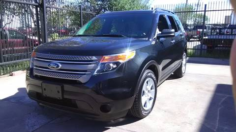 2014 Ford Explorer for sale in Houston, TX
