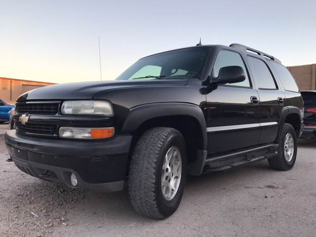 2004 chevrolet tahoe z71 4wd 4dr suv in houston tx carz r us. Black Bedroom Furniture Sets. Home Design Ideas