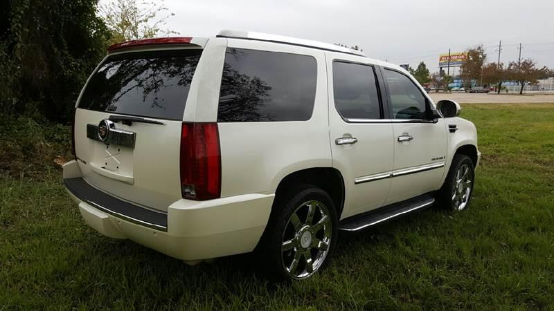 2007 Cadillac Escalade AWD 4dr SUV - Houston TX