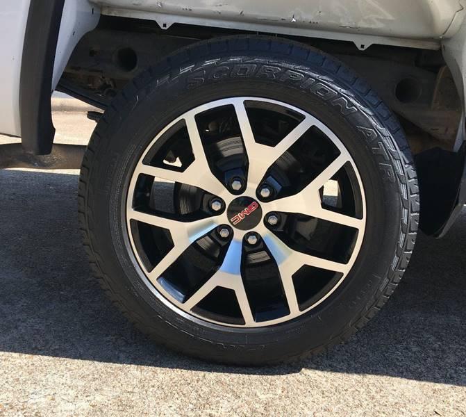 2015 GMC Sierra 1500 4x2 4dr Double Cab 6.5 ft. SB - Houston TX