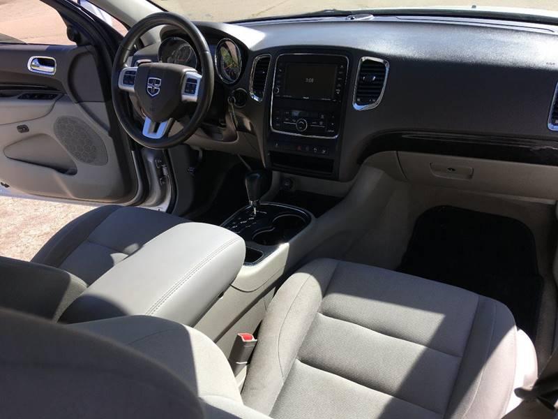 2011 Dodge Durango Crew Lux 4dr SUV - Houston TX