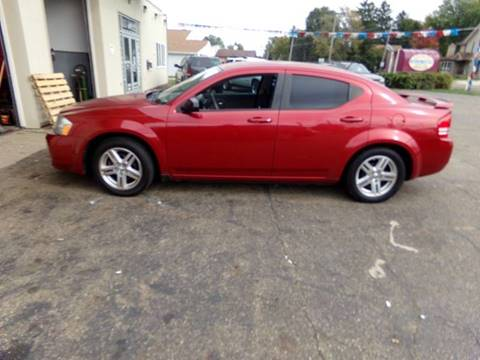 2008 Dodge Avenger for sale in North Lawrence, OH