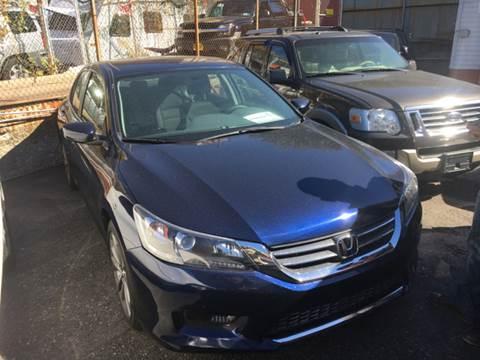 2015 Honda Accord for sale in Bronx, NY