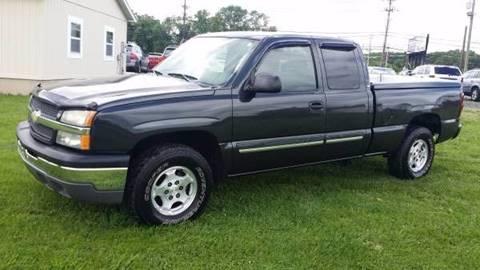 2004 Chevrolet Silverado 1500 for sale in Aberdeen, MD