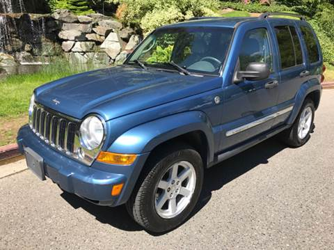 2006 Jeep Liberty for sale at Lakeside Auto Connection in Kirkland WA
