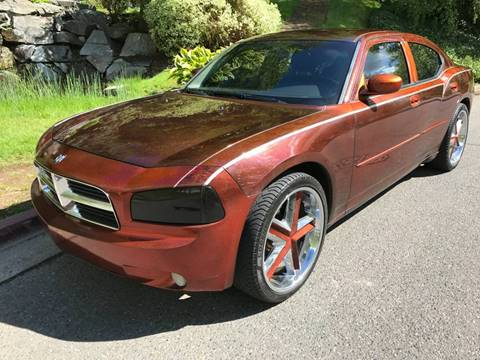 2006 Dodge Charger for sale at Lakeside Auto Connection in Kirkland WA