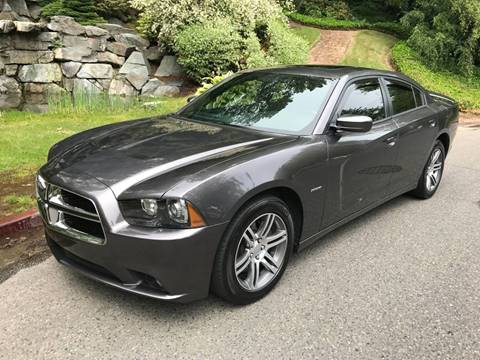 2014 Dodge Charger for sale at Lakeside Auto Connection in Kirkland WA