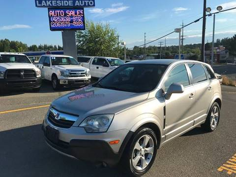 2008 Saturn Vue for sale in Lynnwood, WA