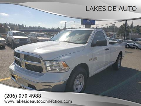 2017 RAM Ram Pickup 1500 for sale at Lakeside Auto in Lynnwood WA