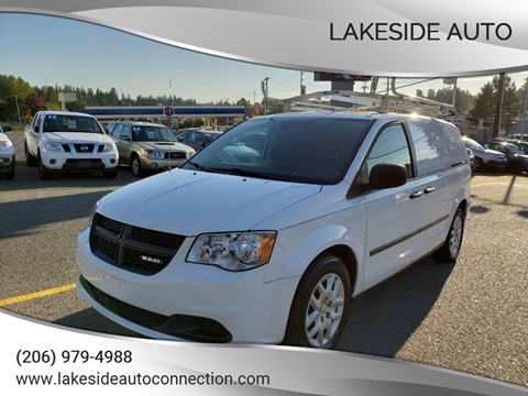 2014 RAM C/V for sale at Lakeside Auto in Lynnwood WA