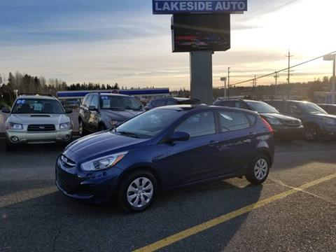 2017 Hyundai Accent for sale in Lynnwood, WA