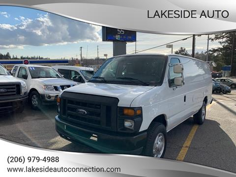 2011 Ford E-Series Chassis for sale at Lakeside Auto in Lynnwood WA