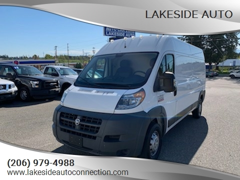 2014 RAM ProMaster Cargo for sale at Lakeside Auto in Lynnwood WA