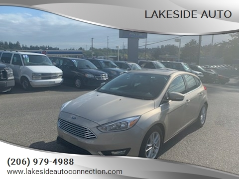 2018 Ford Focus for sale in Lynnwood, WA