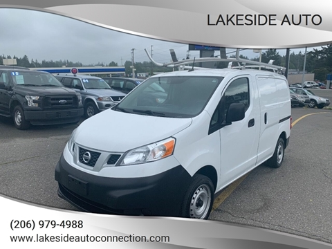 2016 Nissan NV200 for sale in Lynnwood, WA
