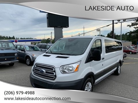 2016 Ford Transit Passenger for sale at Lakeside Auto in Lynnwood WA