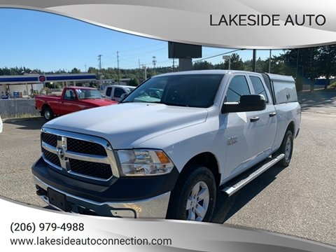 2016 RAM Ram Pickup 1500 for sale at Lakeside Auto in Lynnwood WA