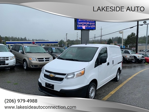 2017 Chevrolet City Express Cargo for sale in Lynnwood, WA