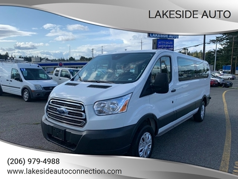 2018 Ford Transit Passenger for sale in Lynnwood, WA
