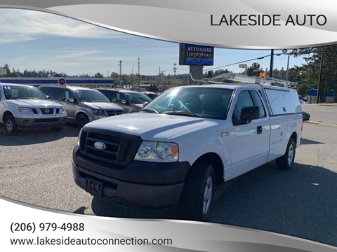 2007 Ford F-150 for sale at Lakeside Auto in Lynnwood WA
