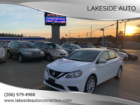 2019 Nissan Sentra for sale in Lynnwood, WA