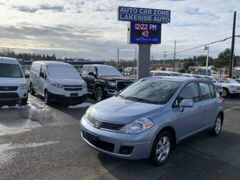 2009 Nissan Versa for sale at Lakeside Auto in Lynnwood WA