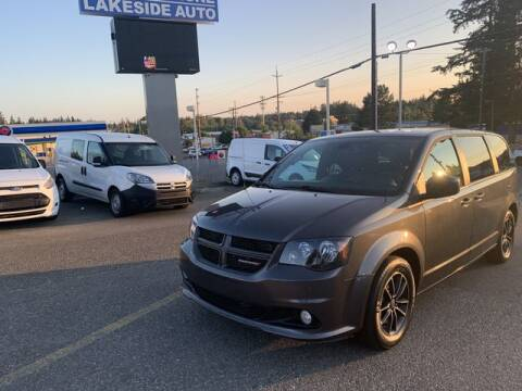 2019 Dodge Grand Caravan for sale at Lakeside Auto in Lynnwood WA