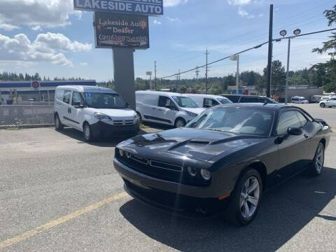 2019 Dodge Challenger for sale at Lakeside Auto in Lynnwood WA