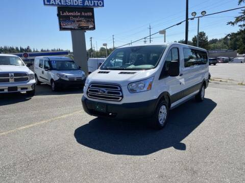 2019 Ford Transit Passenger for sale at Lakeside Auto in Lynnwood WA