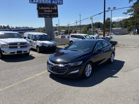 2019 Chevrolet Malibu for sale at Lakeside Auto in Lynnwood WA