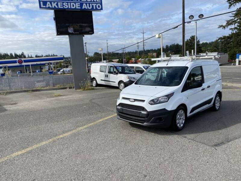 2016 Ford Transit Connect Cargo for sale at Lakeside Auto in Lynnwood WA