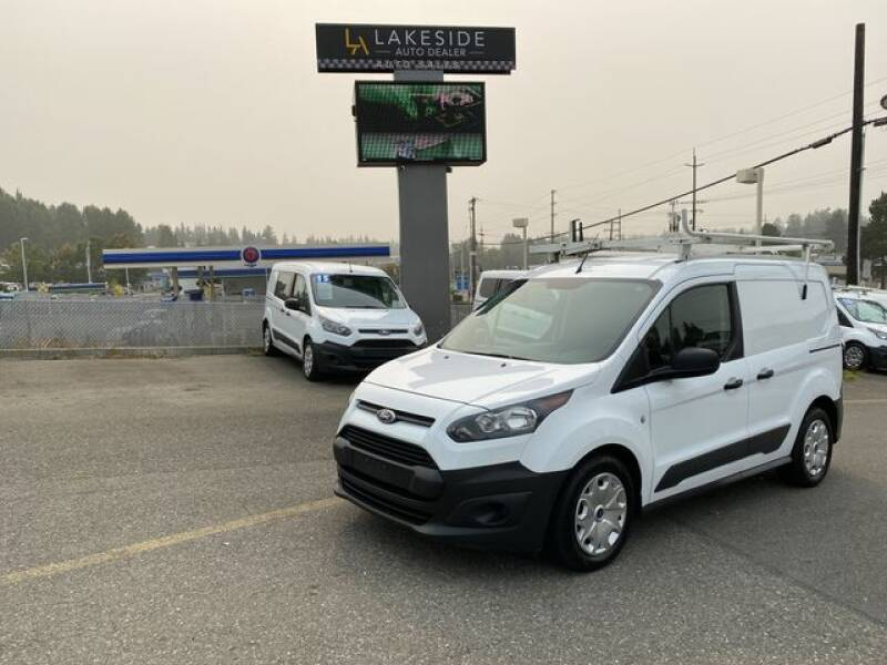 2015 Ford Transit Connect Cargo for sale at Lakeside Auto in Lynnwood WA