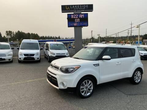2019 Kia Soul for sale at Lakeside Auto in Lynnwood WA