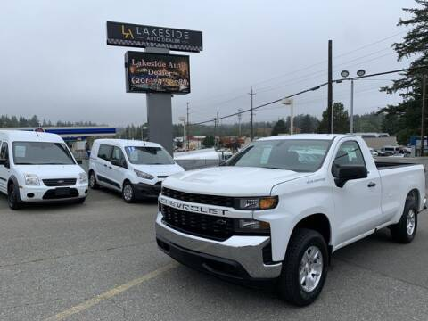 2019 Chevrolet Silverado 1500 for sale at Lakeside Auto in Lynnwood WA