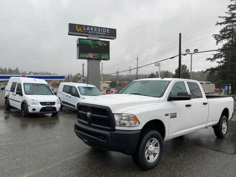 2017 RAM Ram Pickup 2500 for sale at Lakeside Auto in Lynnwood WA