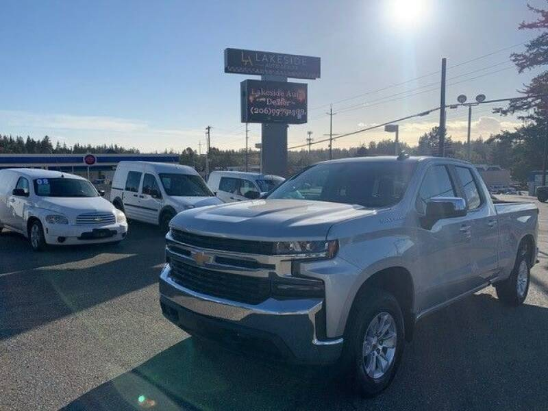 2020 Chevrolet Silverado 1500 for sale at Lakeside Auto in Lynnwood WA