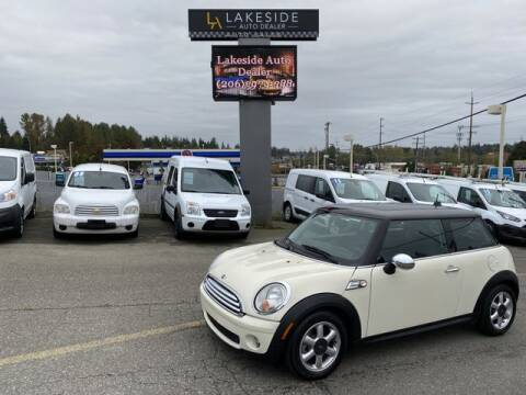 2009 MINI Cooper for sale at Lakeside Auto in Lynnwood WA
