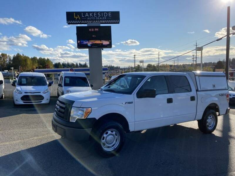 2011 Ford F-150 for sale at Lakeside Auto in Lynnwood WA
