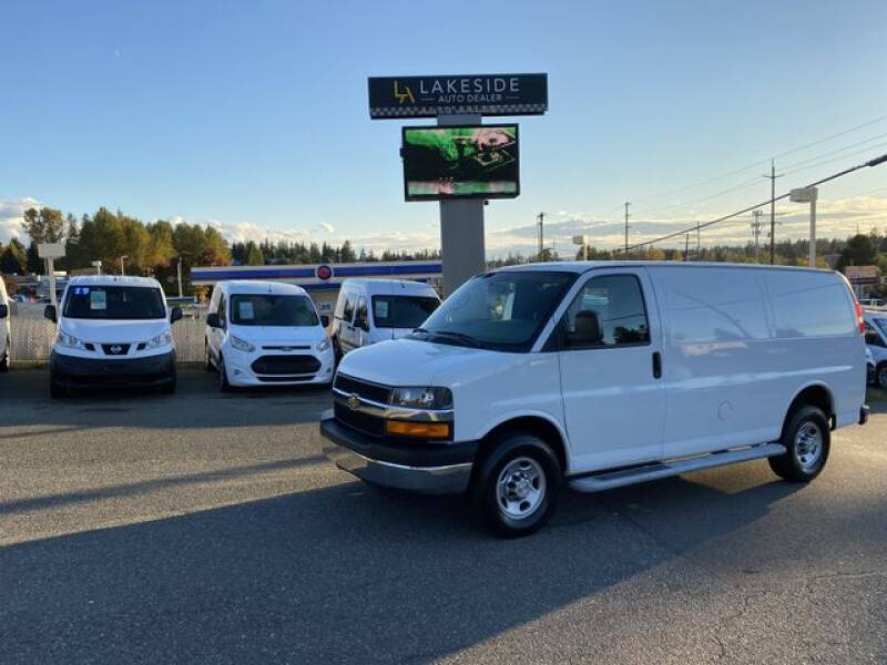 2019 Chevrolet Express Cargo for sale at Lakeside Auto in Lynnwood WA