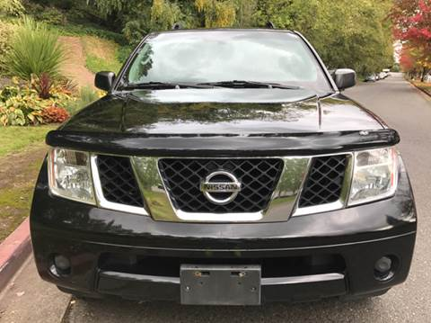 2006 Nissan Pathfinder for sale at Lakeside Auto Connection in Kirkland WA