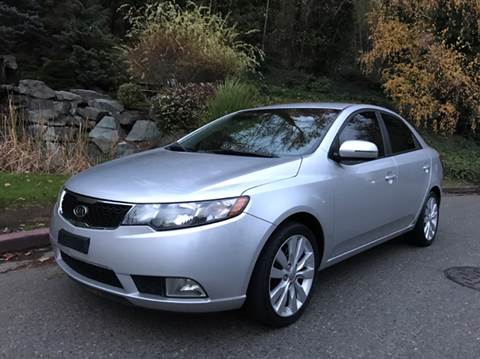 2011 Kia Forte for sale at Lakeside Auto Connection in Kirkland WA