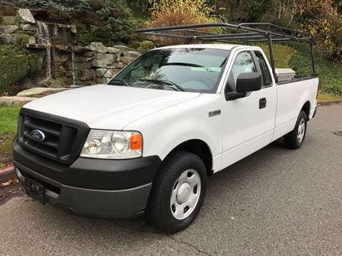 2007 Ford F-150 for sale at Lakeside Auto Connection in Kirkland WA