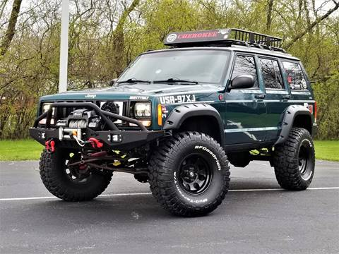 1997 Jeep Cherokee for sale in Palatine, IL