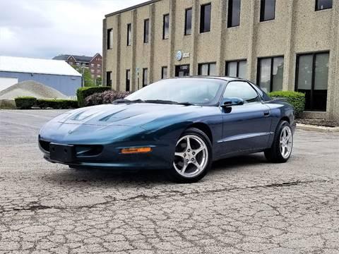 1996 Pontiac Firebird for sale in Palatine, IL