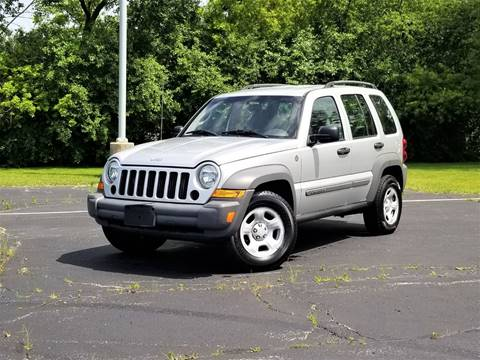 2005 Jeep Liberty for sale in Palatine, IL
