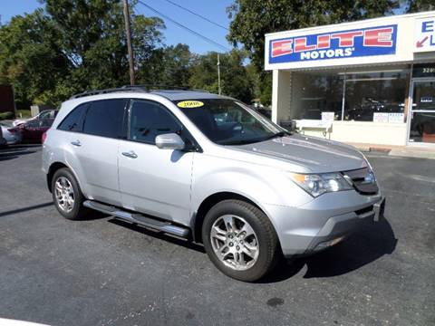 2007 Acura MDX for sale in Wilmington, NC