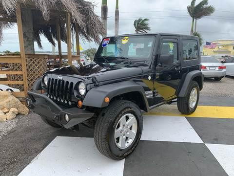 2010 Jeep Wrangler for sale in Melbourne, FL